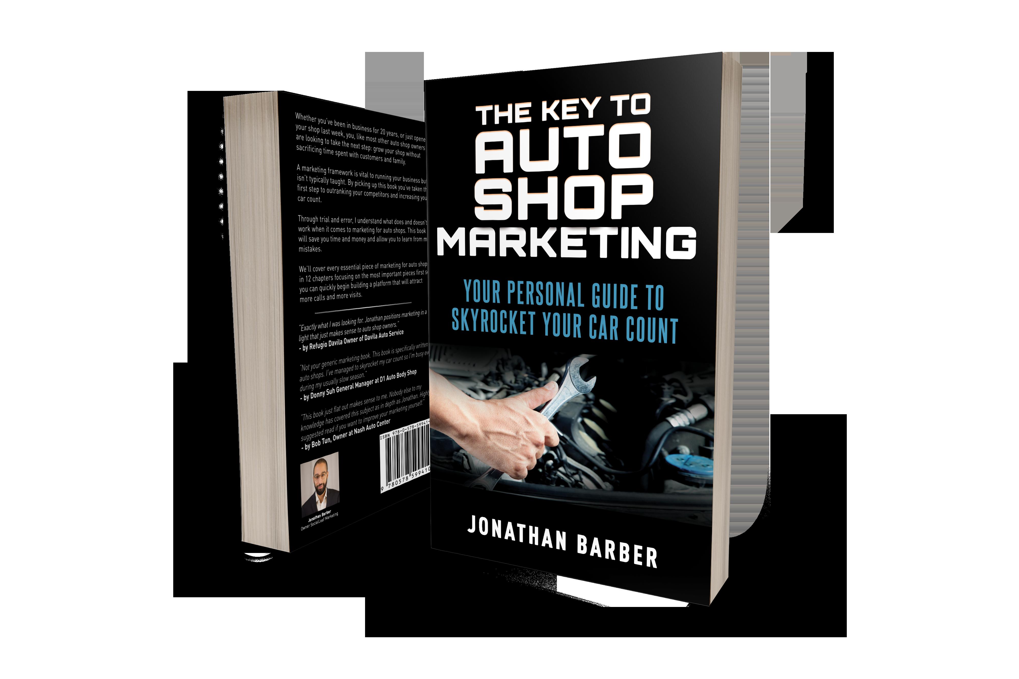 Auto shop marketing